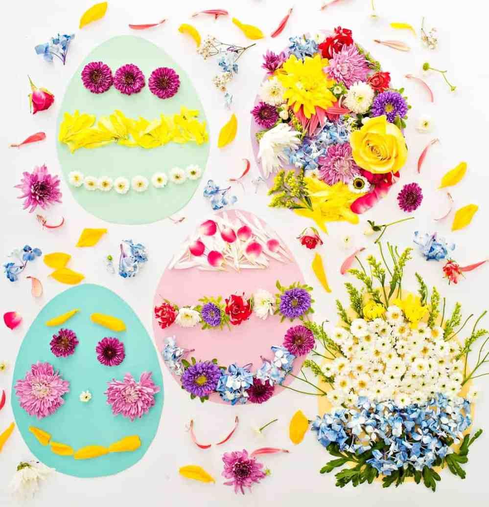Easter Flower Activity
